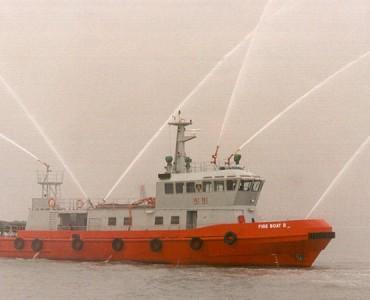 HK Fire Boat No 2 - 30M