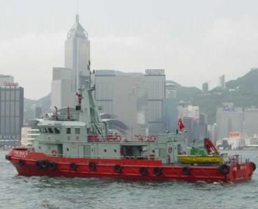 HK Fire Boat No 5 - 35M