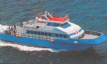 Passenger Vessel - 36M