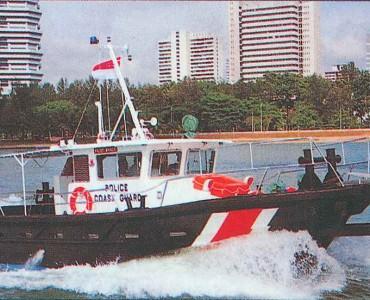 Singapore Police Utility - 12M