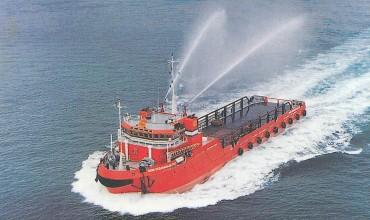 Supply Vessel - 59M