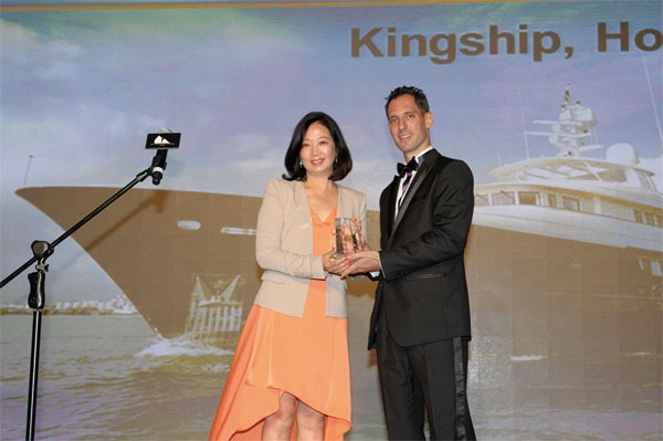 2012 Best Asian Yacht Builder