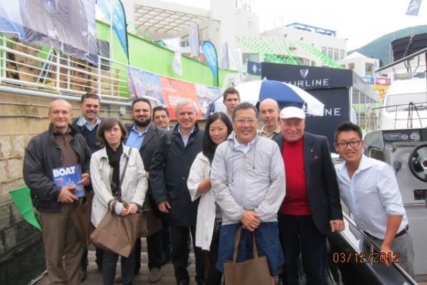 2012 hong kong boatshow